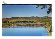 Bridge At Wolf Creek Carry-all Pouch