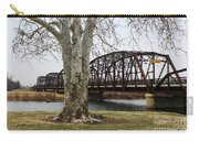 Bridge By The Tree Carry-all Pouch