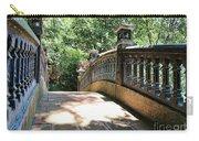 Bridge Crossing Tam Coc Vietnam Carry-all Pouch