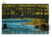 Bridge For Lovers Carry-all Pouch