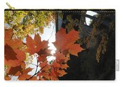 Bridge In Fall Carry-all Pouch
