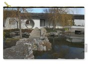 Bridge In The Chinese Garden Carry-all Pouch