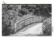 Bridge In The Path I Carry-all Pouch