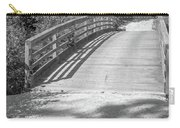 Bridge In The Path II Carry-all Pouch