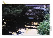 Bridge O Ver Still Water Carry-all Pouch