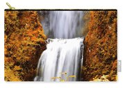 Bridge Over Cascading Waters Carry-all Pouch