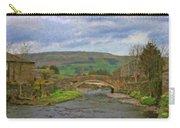 Bridge Over Duerley Beck - P4a16020 Carry-all Pouch