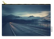 Bridge Over Lake Sylvenstein Carry-all Pouch