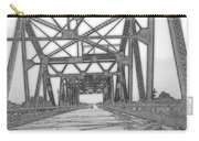 Bridge Over Mississippi Carry-all Pouch