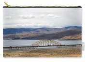Bridge Over River Carry-all Pouch