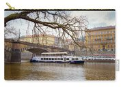 Bridge Over River Vltava Carry-all Pouch