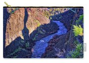 Bridge Over The Crooked River Gorge Carry-all Pouch