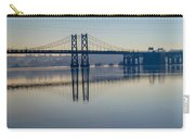 Bridge Over The Mississippi Carry-all Pouch
