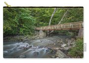 Bridge Over The Pike River Carry-all Pouch