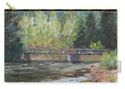 Bridge Over The Poudre Carry-all Pouch