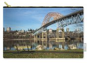 Bridge Over The River Carry-all Pouch