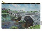 Bridge Over The River Laune, Killorglin Ireland Carry-all Pouch