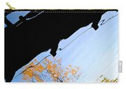 Bridge Over The River Sky Carry-all Pouch