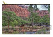 Bridge Over The Virgin River Carry-all Pouch