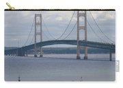 Bridge Over The Water Carry-all Pouch