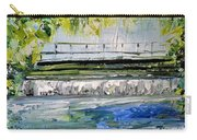 Bridge Over The Weir II Carry-all Pouch