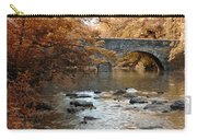 Bridge Over The Wissahickon At Valley Green Carry-all Pouch