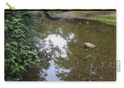 Bridge Over Tranquil Waters Carry-all Pouch