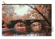 Bridge Over Yellow Breeches Creek Carry-all Pouch