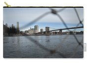 Bridge Through The Fence Carry-all Pouch