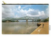 bridge to Belpre, Ohio Carry-all Pouch