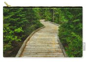 Bridge To Chimney Pond Carry-all Pouch