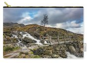 Bridge To Idwal Lake Carry-all Pouch