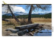 Bridge To Long's Peak Carry-all Pouch