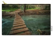 Bridge To Paradise Carry-all Pouch