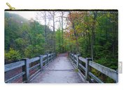 Bridge To Paradise - Wissahickon Valley Carry-all Pouch