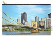 Bridge To Pittsburgh Carry-all Pouch