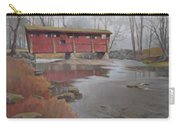 Bridge To Sleepy Hollow Carry-all Pouch