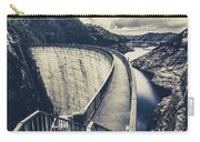 Bridges And Outback Dams Carry-all Pouch