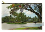 Bridges At Wailoa Carry-all Pouch