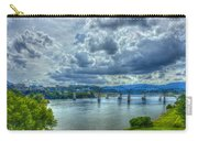 Bridges Of Chattanooga Tennessee Carry-all Pouch