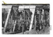 Bridges Of Power Carry-all Pouch