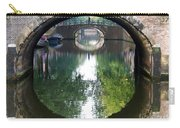 Bridges On Herengratch Canal In Amsterdam. Netherlands. Europe Carry-all Pouch