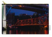 Bridges Red White And Blue Carry-all Pouch