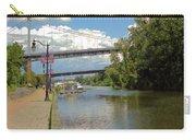 Bridges Spanning The Rondout Carry-all Pouch