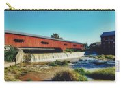 Bridgeton Covered Bridge - Indiana Carry-all Pouch