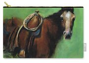 Bridle Ready Carry-all Pouch