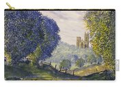 Bridlington Priory From Woldgate On The Hockney Trail Carry-all Pouch