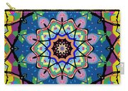 Brigadoon No. 1 Kaleidoscope Carry-all Pouch