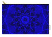 Brigadoon No. 1 Neon Blue Carry-all Pouch