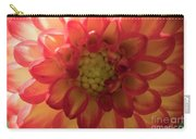 Red And Yellow Flower Bloom Carry-all Pouch